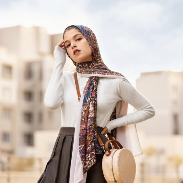 aesthetic modest or hijab friendly outfits the skirt version